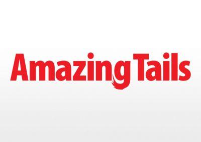Amazing Tails Logo