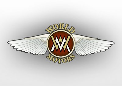 World Motors Logo