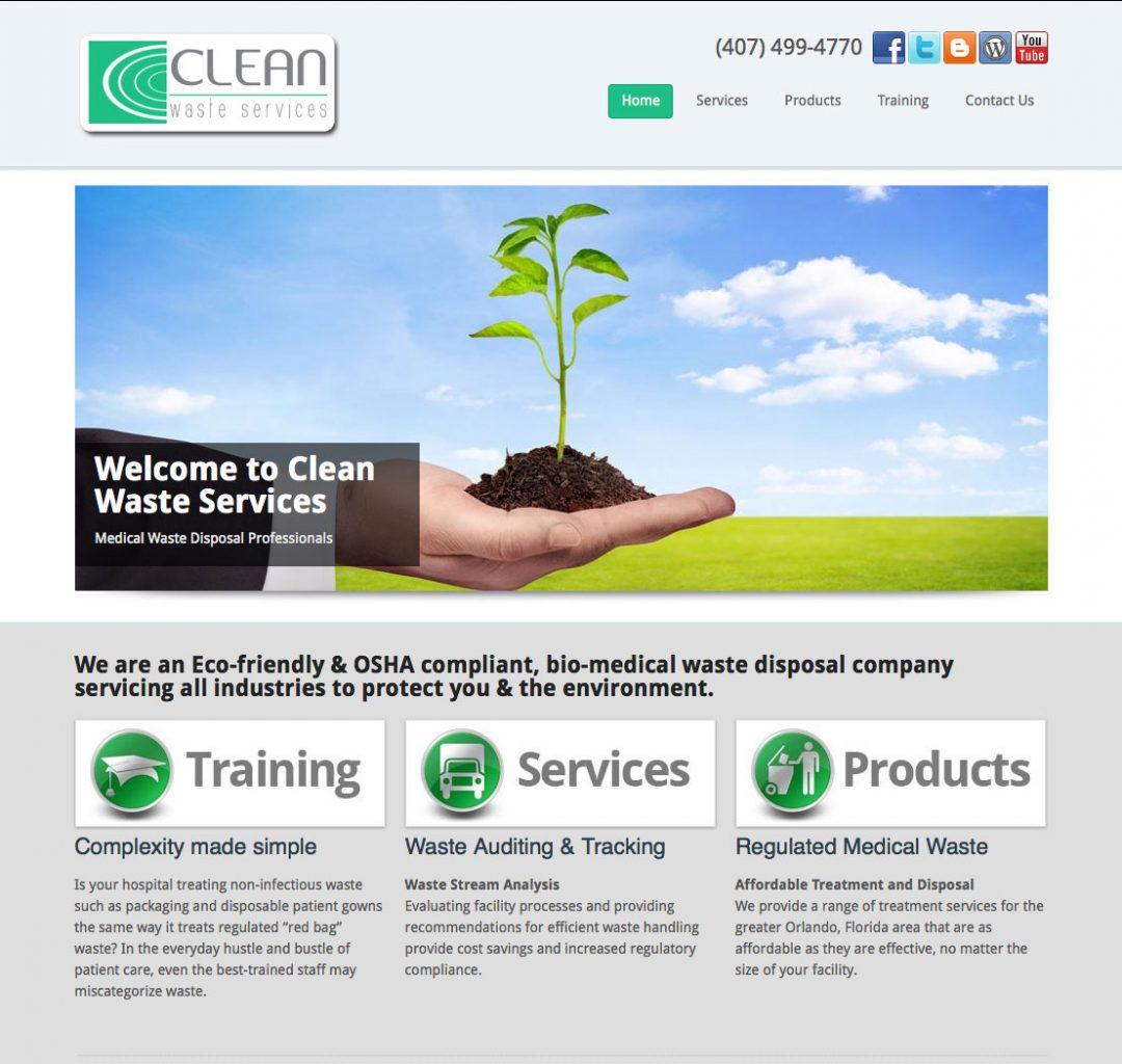 Clean Waste Services