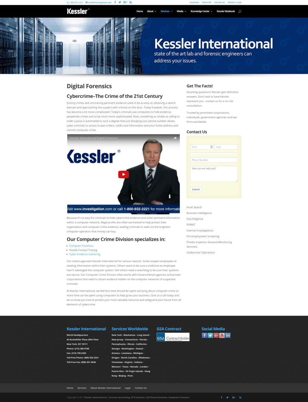 Kessler International