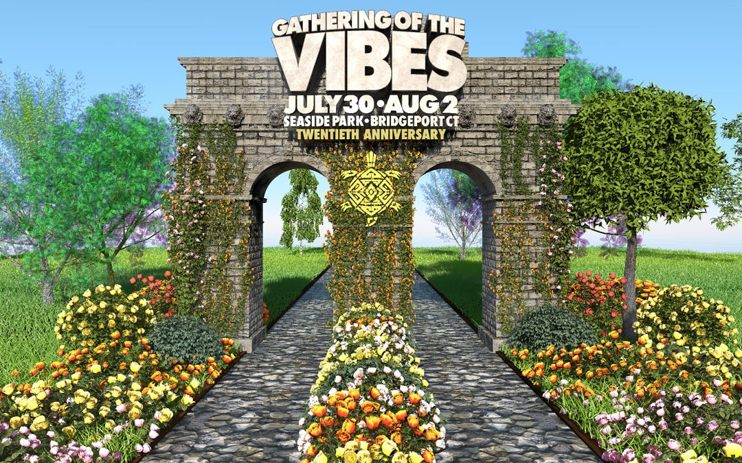 Vibes 2015 3D Arches